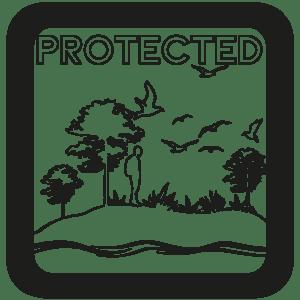 STATUT DE PROTECTION TERRESTRE - oui