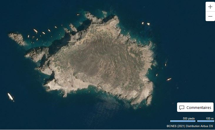 Source : Bing Maps