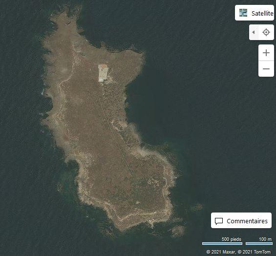 Rachgoun (Bing Maps)