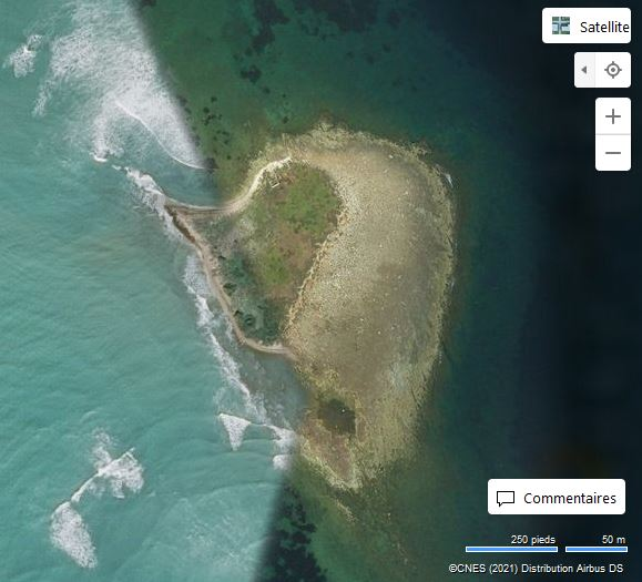 Vendicari (Bing Maps)
