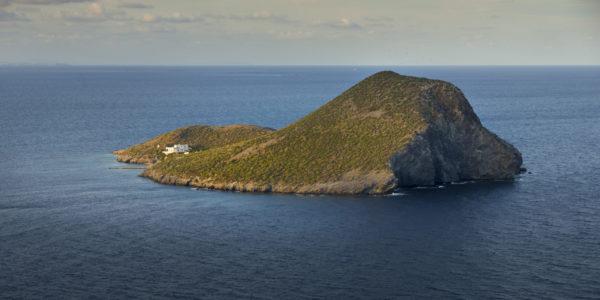Vista aérea Isla Grosa-Luis Cavero